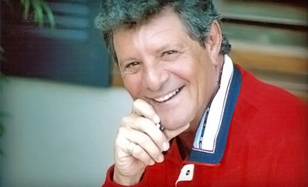 Frankie Avalon at the Palace Theatre on Fri., Oct. 14 at 2PM: Balcony seating - Frankie Avalon in Greensburg