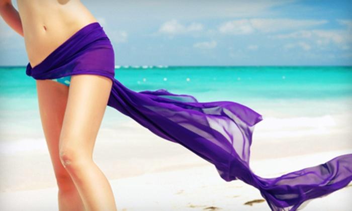 Serenity Skin - Nashville-Davidson metropolitan government (balance): Three Bikini, Full Back or Chest, or Brazilian Waxes or $25 for $50 Worth of Waxing at Serenity Skin