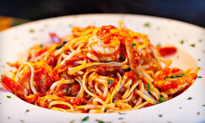 Fratelli's Ristorante Italiano e Pizzeria - Montrose: Valentine's Day Prix Fixe Dinner for Two or $15 for $30 Worth of Italian Fare at Fratelli's Ristorante Italiano e Pizzeria in Montrose