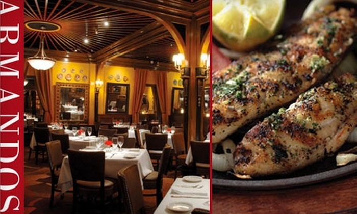 Armandos - Afton Oaks/ River Oaks: $20 for $40 Worth of Fine Mexican Cuisine at Armandos