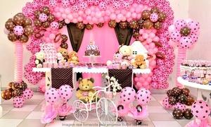Buffet Isa Flores: Buffet Isa Flores: aluguel de decoração simples, completa ou luxo para festa infantil