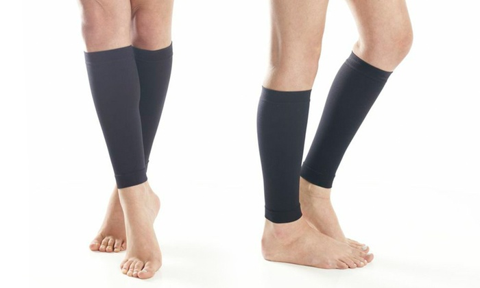 Calf Compression Sleeves: Calf Compression Sleeves. Multiple Sizes Available.