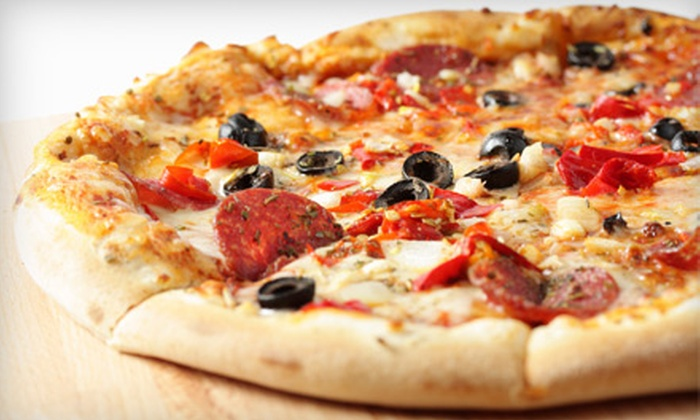 Pizza Time Caffe - Fort Lauderdale: Italian Fare for Lunch or Dinner at Pizza Time Caffé in Parkland