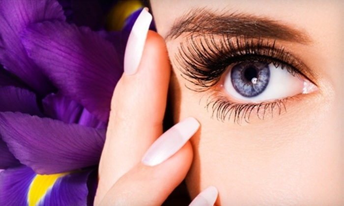 The Waxing Spot - Park 100: $55 for a Full Set of Eyelash Extensions at The Waxing Spot ($120 Value)