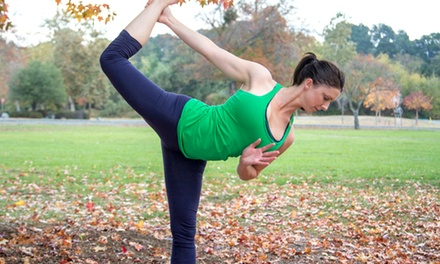 $39 for 30  Days of Unlimited Yoga Belly and Power Yoga Classes at Yoga Belly ($140 Value)