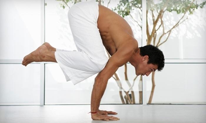Essential Yoga - Springfield: $24 for 12 Yoga Classes at Essential Yoga ($156 Value)