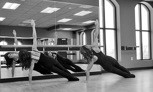 Barre Co.: One or Two Months of Unlimited Barre Workout Classes at Barre Co. (Up to 69% Off)