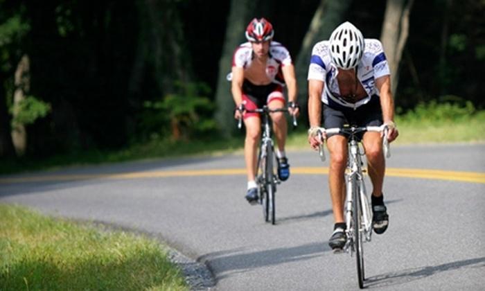 C'ville Bike & Tri - Charlottesville: $35 for a Standard Bike Tune-Up at C'ville Bike & Tri in Charlottesville ($75 Value)