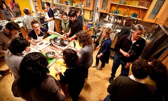 Ger-Nis Culinary & Herb Center - Gowanus: Summer Social Club Membership or Cooking Class at Ger-Nis Culinary & Herb Center