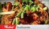 Racha Thai & Asian Kitchen - Tukwila: $10 for $20 Worth of Thai Cuisine and Drinks at Racha Thai & Asian Kitchen in Tukwila