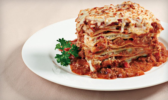 East Side Mario's - Multiple Locations: $12 for $25 Worth of Italian Fare at East Side Mario's. Two Locations Available.