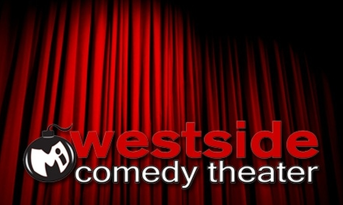 M.i.'s Westside Comedy Theater - Downtown Santa Monica: $75 for Level-One Improv Class ($285 Value) or Intro to Stand-Up Class ($300 Value) at M.i.'s Westside Comedy Theater in Santa Monica