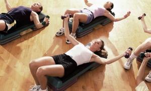 Cross Training: Two Aerobics Classes at Cross Training  (70% Off)
