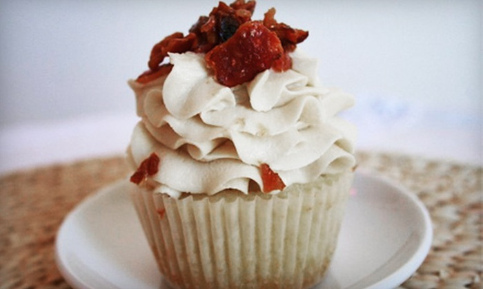 TopIt Cupcakes - Gilbert: $15 for $30 Worth of Cupcakes at TopIt Cupcakes in Gilbert
