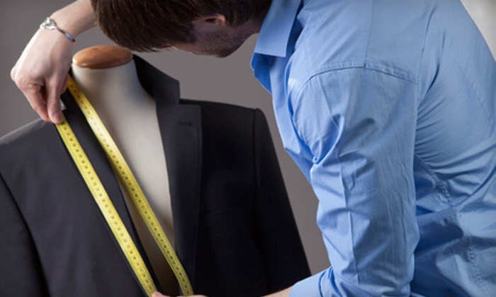 Magic Stitch & Dry Cleaning - Southeast Calgary: Alterations on a Men's Suit or a Wedding Dress, or $15 for $30 Worth of Alterations at Magic Stitch & Dry Cleaning
