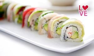 HARU SUSHI: Menu take away con 46 pezzi di sushi e sashimi, tempura e birra fino a 6 persone da Haru Sushi (sconto fino a 70%)