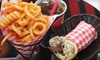 Wrap Express - Verdugo Woodlands: $6 for $12 Worth of Fusion Wraps and Sweet Crepes at Wrap Express in Glendale
