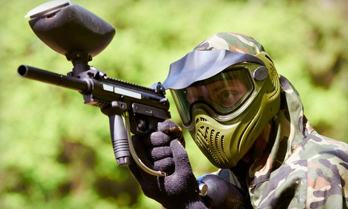 Special Forces Paintball - Rockford: Walk-on Paintball Game for Two or Four with Equipment Rental at Special Forces Paintball in Buffalo (Up to Half Off)