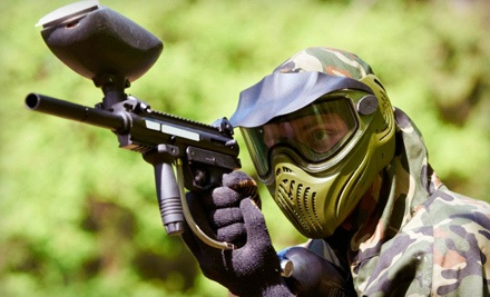 Paintball Package for 2 People  - Special Forces Paintball in Buffalo