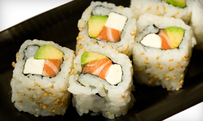 Okinawa Sushi - Millard: $7 for $14 Worth of Japanese Cuisine and Beverages at Okinawa Sushi