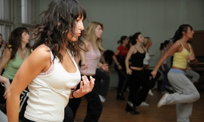 A Step Ahead Dance Center - Parkville: $30 for Five Zumba Classes at A Step Ahead Dance Center ($65 Value)