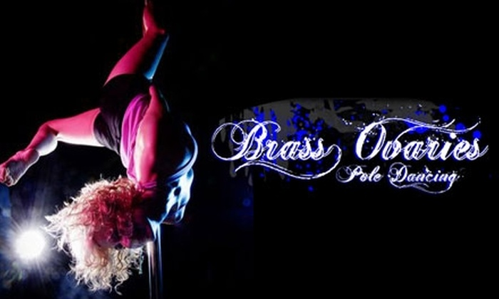 Brass Ovaries Pole Dancing - Austin: $30 for a One-Hour Private Class at Brass Ovaries Pole Dancing ($60 Value)