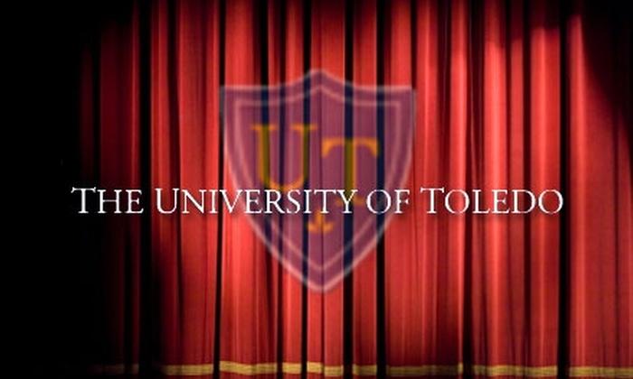 "University of Toledo's Department of Theatre & Film 2010–11 Season, ""Imprisonment"" - Westgate: $25 for Four Tickets to The University of Toledo's Department of Theatre & Film 2010–11 Season, ""Imprisonment"" (Up to $52 Value)"