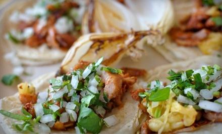 $12 Groupon to Badlands Tacos - Badlands Tacos in Ramsey