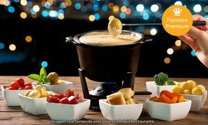 Indaiá Restaurante: Indaiá – Itapema:fondue para 2 pessoas