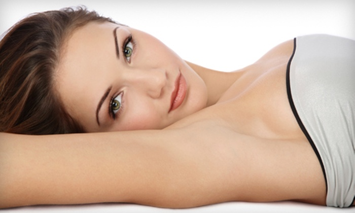 Cosmetic Surgery Center of Maryland - Towson: Six Laser Hair-Removal Sessions on a Small, Medium, or Large Area or Six Tattoo-Removal Sessions at Cosmetic Surgery Center of Maryland in Towson