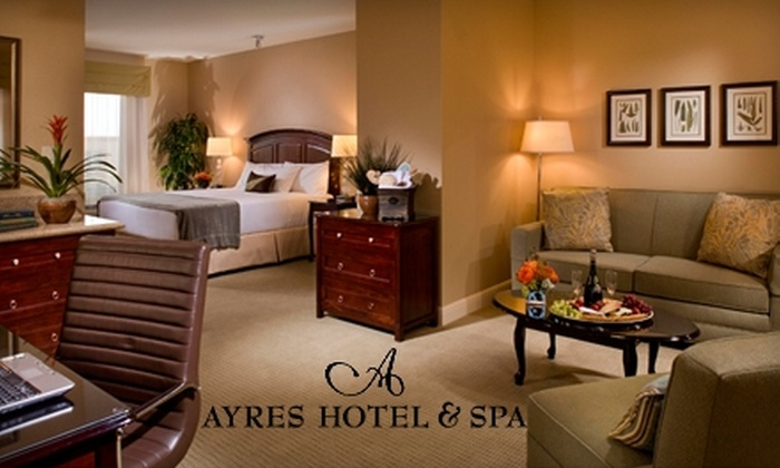 Ayres Hotel & Spa Mission Viejo - Mission Viejo: $179 for a Couples Massage Package at the Ayres Hotel & Spa Mission Viejo (Up to $359 Value)
