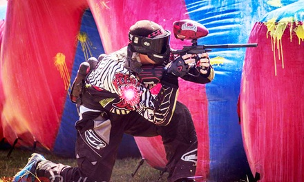 Paintball Outing with Equipment for Two, Four, or Eight from River Park Paintball (Up to 56% Off)