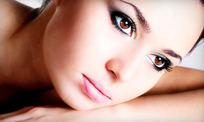 Samira's Permanent Cosmetics and Training Center - Samira: Permanent Eyeliner or Skin-Needling Treatment at Samira's Permanent Cosmetics and Training Center (Up to 64% Off)