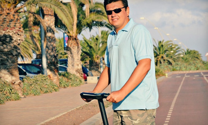 Segway of Naples - Old Naples: $35 for Two-Hour Segway Tour from Segway of Naples ($74 Value)