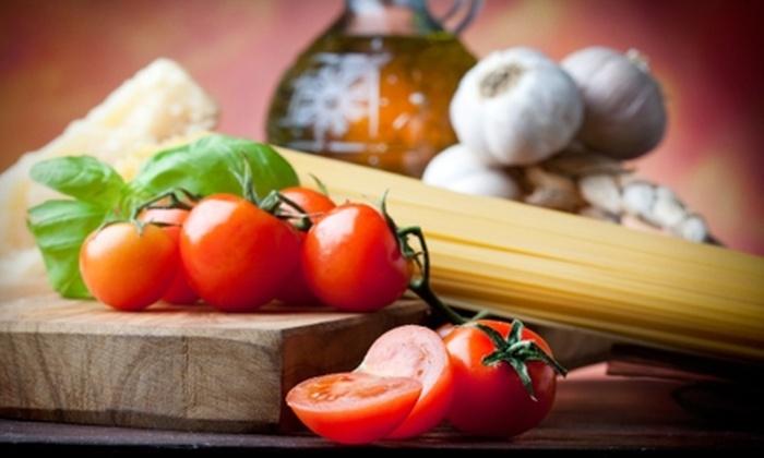 Buona Vita! Cucina Italiana - Arlington Center: $20 for $40 Worth of Authentic Italian Cuisine at Buona Vita! Cucina Italiana in Arlington