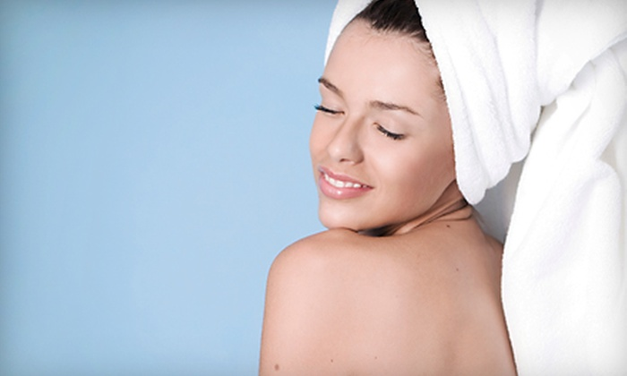 Love Thyself Day Spa - Love Thyself Day Spa - Richardson: $79 for Detox Package with Body Wrap, Heat Therapy, and Exfoliation at Love Thyself Day Spa in Richardson ($205 Value)