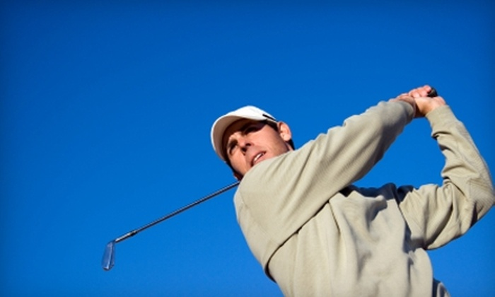 Oakhaven Golf Club - Troy: $13 for Two Jumbo Buckets of Balls at Oakhaven Golf Club in Delaware