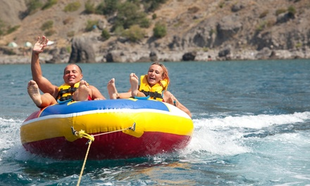 Up to 56% Off water tubing at Adventure Tubing Expedition