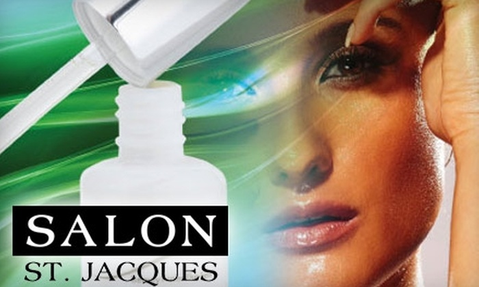 Salon St. Jacques - West Eugene:  $50 for an Express Facial and Detoxifying Foot Bath at Salon St. Jacques ($100 Value)