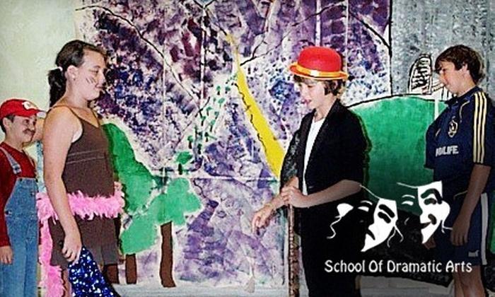 School Of Dramatic Arts - Niagara Falls: $20 for One Workshop at the School of Dramatic Arts ($40 Value) in Niagara Falls