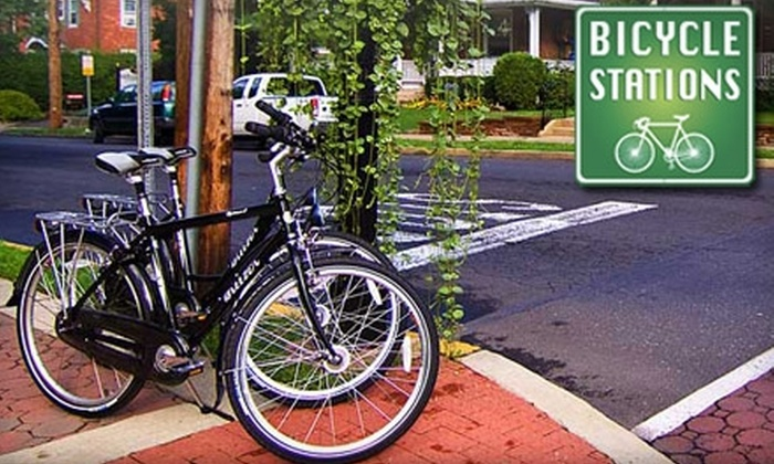 Bicycle Stations - Old Town North: $200 for $400 Toward a Bike and Accessories or $70 for One Full-Service Bike Tune-Up ($150 Value) at Bicycle Stations