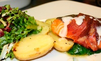 Two-Course Hot Lunch for Two or Four at Galleria Italiana (32% Off)