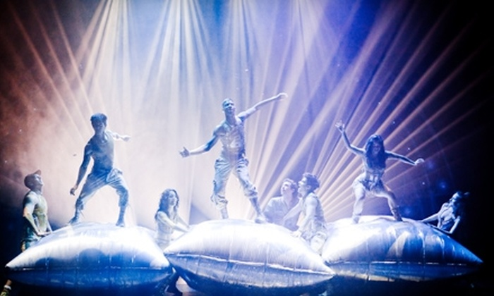 """Ford Center for the Performing Arts - Oxford: $10 for One Ticket to """"The Aluminum Show"""" on April 19 at the Ford Center for the Performing Arts ($20 Value)"""