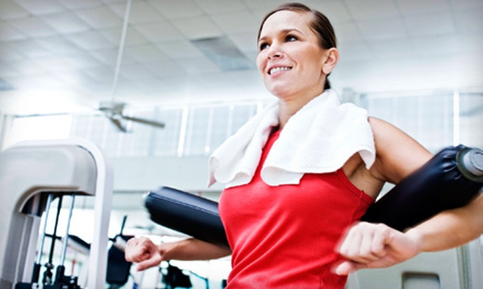 Fitness 19 - Multiple Locations: $33 for a Three-Month Gym Membership at Fitness 19 ($99 Value)