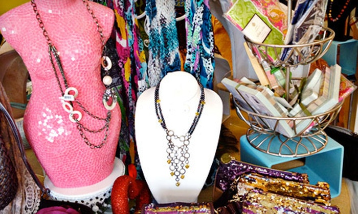 Cela Creations - East Grossdale,Downtown: $20 for $40 Worth of Women's Accessories, Stationery, and Jewelry-Making Supplies at Cela Creations in LaGrange