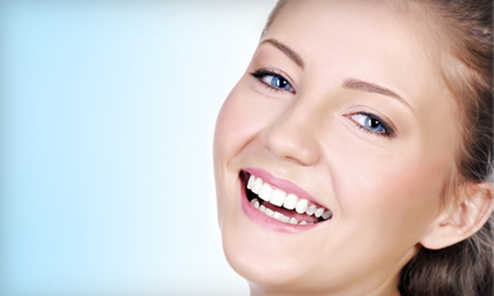 Uptown Dental Spa - Great Uptown: $159 for an In-Office Zoom! Teeth-Whitening Treatment at Uptown Dental Spa ($500 Value)