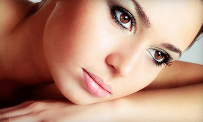 Dream Bodies/ Renewal Salon & Spa - Edmond: Microdermabrasion Treatment or One-Hour Custom Facial at Dream Bodies/ Renewal Salon & Spa in Edmond (Up to 53% Off)