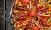 Tapas De España - Jefferson Park: Spanish Paella or Tapas Sampler Meal for Two at Tapas De España (Up to 54% Off)