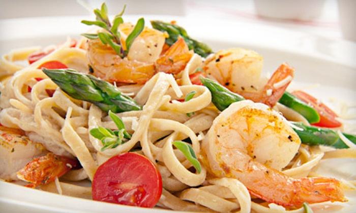 Carmelo's Italian Restaurant - Ambleside: $12 for $25 Worth of Italian Fare and Drinks at Carmelo's Italian Restaurant in West Vancouver