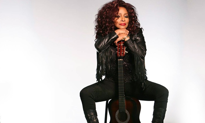 An Evening With Chaka Khan -  The Chicago Theatre: An Evening With Chaka Khan at The Chicago Theatre on Saturday, August 9, at 8 p.m. (Up to 25% Off)